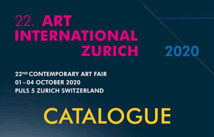 Catalogue of Art Zurich